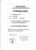zeugnis_rettungsdienstschule