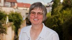 Trainerin Elisabeth Kaiserauer